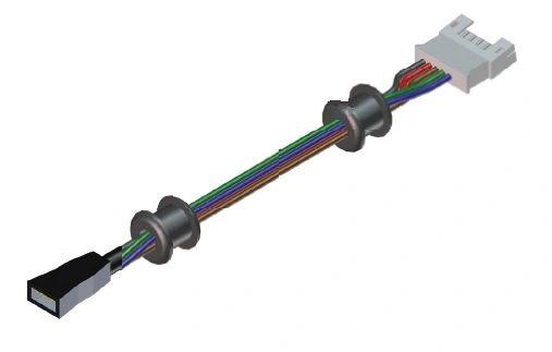 Lippert Interconnect Harness, 6', 241835