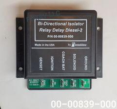 Intellitec Bi-DirectionaI Isolator Relay Delay 00-00839-000