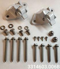 A&E Awning Bracket Assembly Kit 3314603.006B