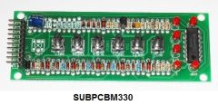 KIB Electronics Replacement Board Assembly SUBPCBM330