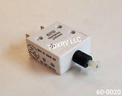 Magnum Energy 20 Amp Breaker 60-0020
