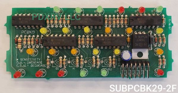 KIB Electronics Replacement Board Assembly SUBPCBK29-2F