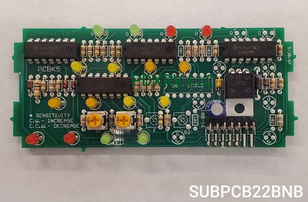 KIB Electronics Replacement Board Assembly, K22 & K24 Series, SUBPCB22BNB