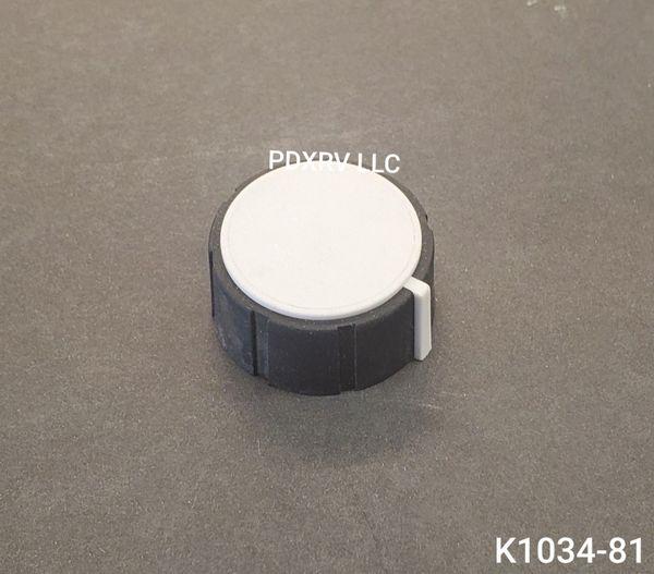 Fan-Tastic Vent Knob, White, K1034-81
