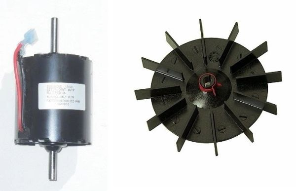 Atwood / HydroFlame Furnace Model 8525-I Blower Motor And Wheel Kit