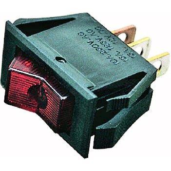 Lighted Rocker Switch 420441-1