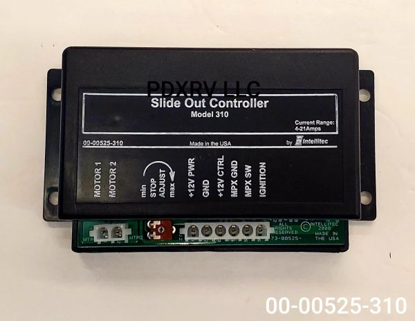 Intellitec Slide Out Room Controller 00-00525-310