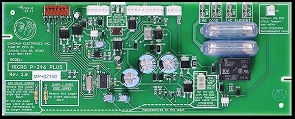 Dinosaur Electronics Refrigerator Control Board P-246