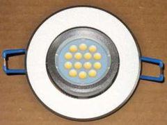4 Inch 14 LED Overhead Light BHFX-CR