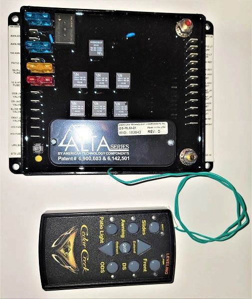 American Technologies Wireless Control Board Kit GS-RLM-01