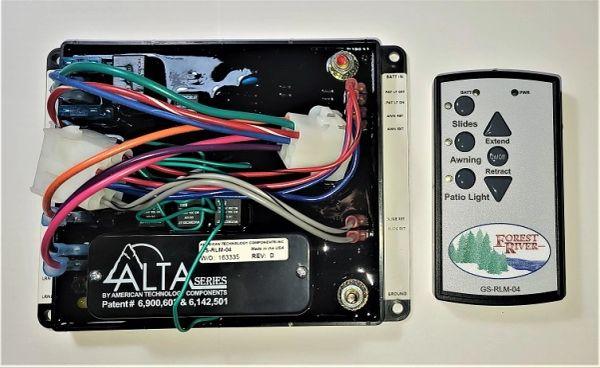 American Technologies Wireless Control Board Kit GS-RLM-04