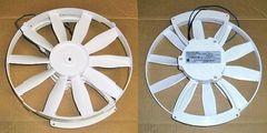 Fan-Tastic Vent Fan Motor Assembly, Pancake Style, 4017-81