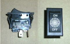 Fan-Tastic Vent On / Off Switch K9023-09