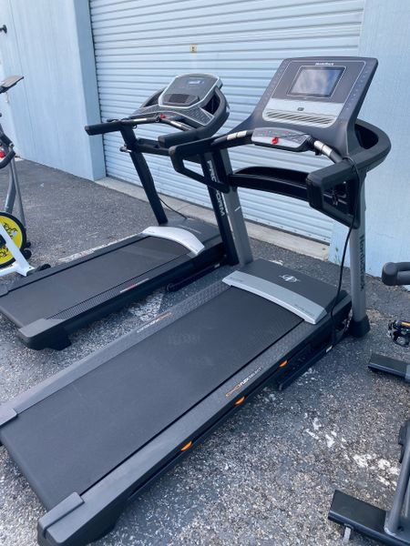 New Assembled Pro form and Nordic trac Fold up Treadmills