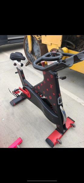 Custom Painted SPINNING Bike