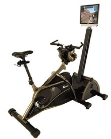Interactive X bikes