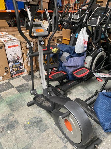 Brand New elliptical