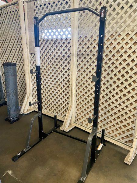 New Half rack