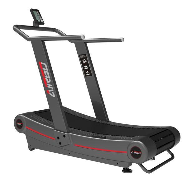New Treadmill curve