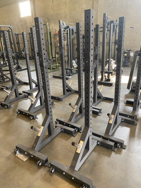 New Monster Squat stands
