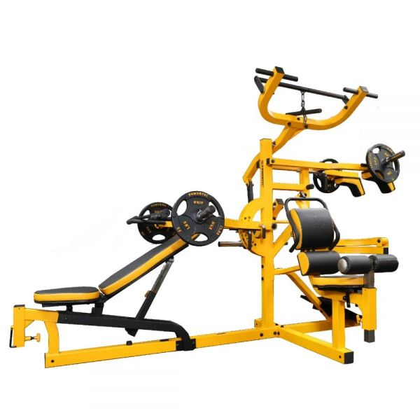 Power tec Multi gym new