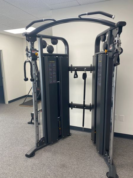 Dual stack functional trainer new