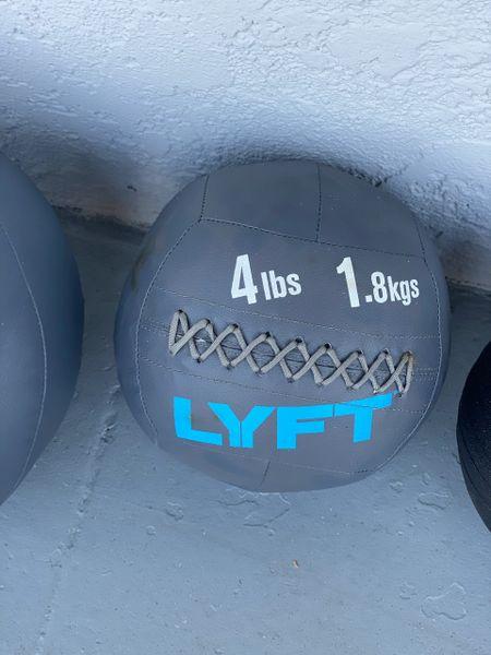 Med balls new