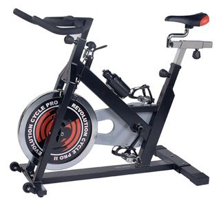 New commercial spin bikes