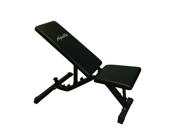 New Adjustable bench
