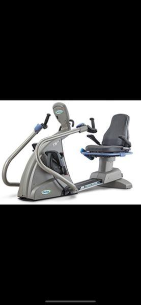 Nu Step T5 Recumbent stepper elliptical bike rehab