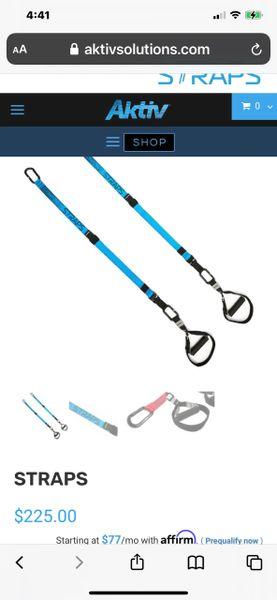 Aktiv straps