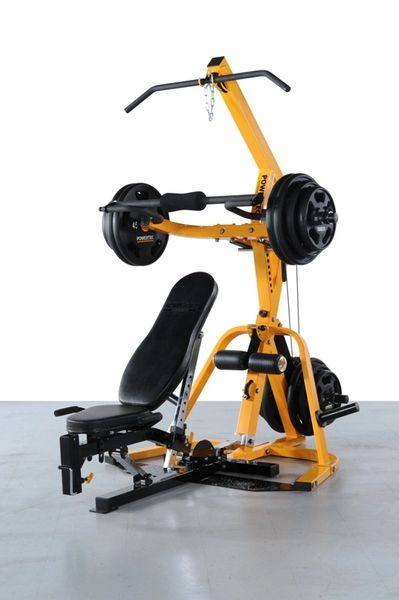 Powertec Leverage Gym New