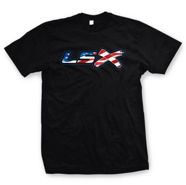 LSX Basic USA (Tshirt)