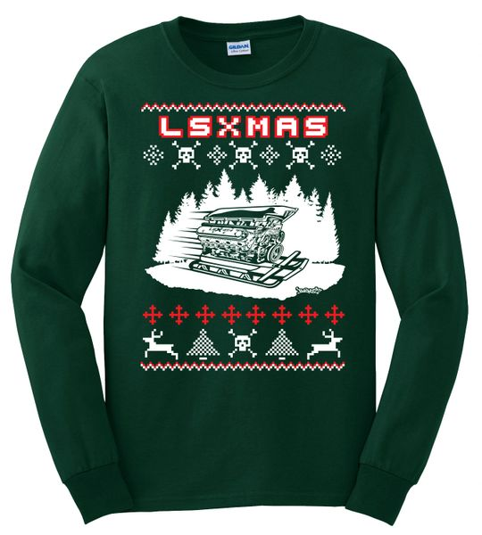 LSX -Christmas Ugly Sweater