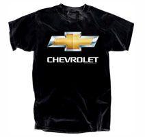 Chevrolet logo- Tshirt