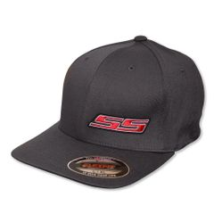 SS - Flexfit (Charcoal/Black/Red/White)