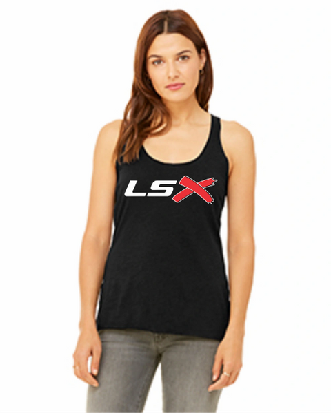 LSX - Womens Racer Tank