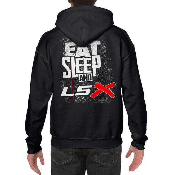 EAT,SLEEP,LSX (Hoodie)