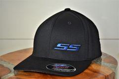 SS - Flexfit (Black/Black/Blue/Black)