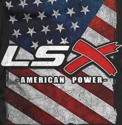 American Power Decal