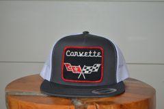 Vintage Corvette hat