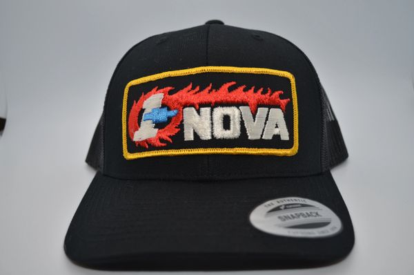 Vintage Chevy Nova Patch