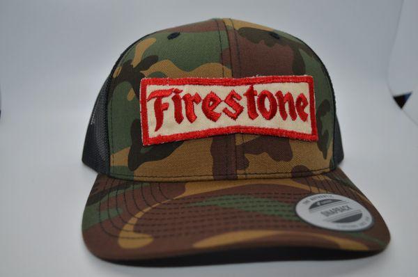 Vintage Firestone Patch