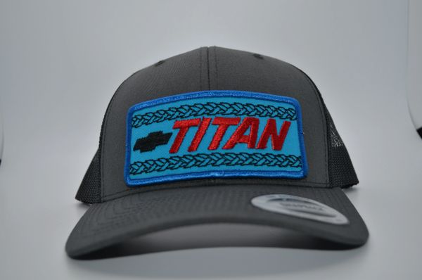 Vintage Titan Patch