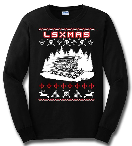 LSX - Ugly Sweater