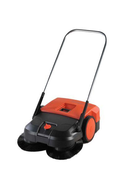 "HAAGA® 475 Sweeper | 30"" Manual Push Sweeper"