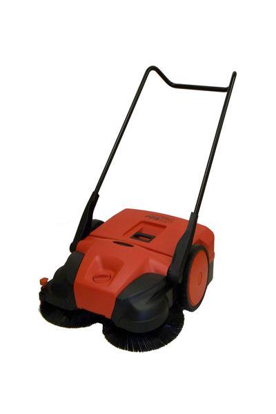 "HAAGA® 477 Sweeper | 31"" Manual Push Sweeper"