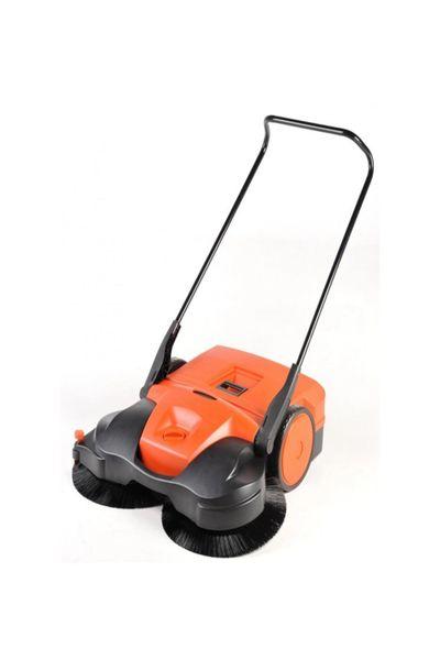 "HAAGA® 497 Sweeper | 38"" Manual Push Sweeper"