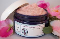 Whipped Sugar Scrub, 4 oz
