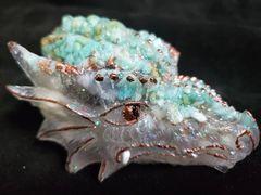 Enchanted Dragon: Amazonite